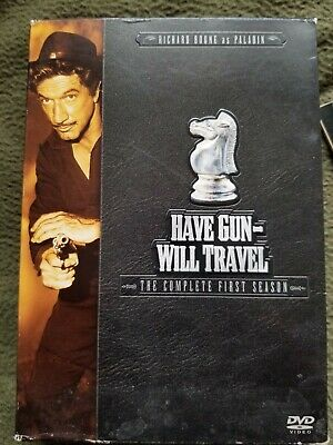 $1.50 • Buy Richard Boone Have Gun Will Travel The Complete First Season