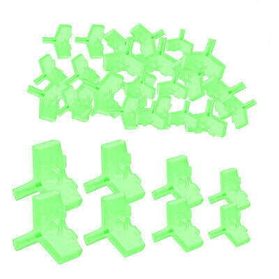 AU10.99 • Buy 100 Pcs Fishing Treble Hooks Protector Hook Safety Cover One Size For 6-8#