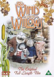 The Wind In The Willows [DVD], DVDs • 2.32£