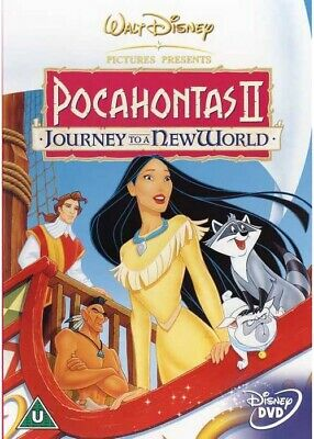£2.19 • Buy Pocahontas II: Journey To A New World (DVD)