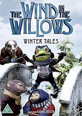 Wind In The Willows - Winter Tales - DVD - NEW B • 17£