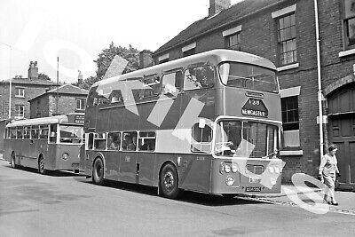 Bus Photograph POTTERIES MOTOR TRACTION AEH 126C [L1026] • 1.10£