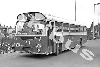 Bus Photograph POTTERIES MOTOR TRACTION AEH 137C [SL1037] • 1.10£
