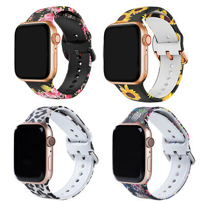 $ CDN8.22 • Buy For Apple Watch Iwatch Series 6/5/4/3/2/1 Sports Lady Girls Strap Band 38mm-44mm
