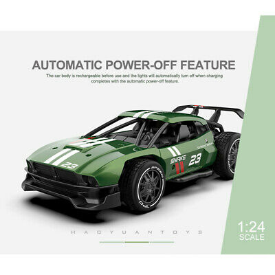 £42.95 • Buy 1:24 2.4Ghz 4WD High Speed RC Drift Racing Car Off-Road Remote Control Toy Gift