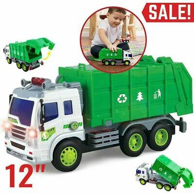 AU38.12 • Buy Toys For Boys Truck Rubbish Garbage Car 3 4 5 6 7 8 9 Year Old Kids Birth Gifts