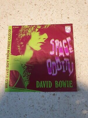 David Bowie Space Oddity,  Belgian 1969 Release Used  • 50£