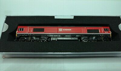 Dapol N Gauge DB Schenker Class 66-66114 2D-007-008 Used Lighting Issue Boxed. • 23£