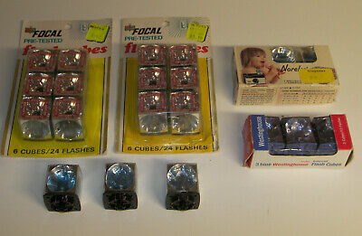 $9.99 • Buy Lot_107 Flashbulbs Flashcubes READ  Lot 460