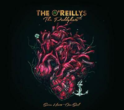 Seven Hearts - One Soul, O'Reillys And The Paddyhats, Audio CD, New, FREE & FAST • 15.85£