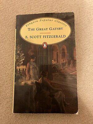 Penguin Popular Classics The Great Gatsby  • 4.80£