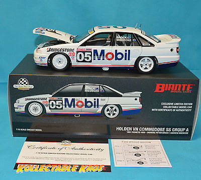 AU249.95 • Buy 1:18 1991 Holden VN Commodore SS Group A - #05 - Brock/Miedecke - Tooheys 1000