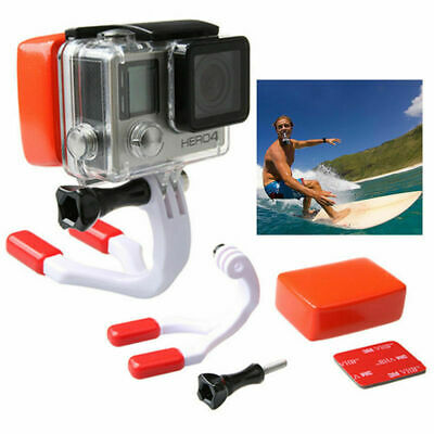 $ CDN10.87 • Buy Mouth Mount Set Camera Accessories Connector Surfing Surf Braces For GoPro Hero5