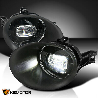 $64.38 • Buy For 2002-2008 Dodge Ram 1500 09-09 Ram 2500 3500 LED Driving Fog Lights Lamps