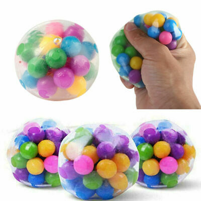 $ CDN7 • Buy Squishy Sensory Stress Reliever Ball Toy Autism Squeeze Anxiety Fidget Relief