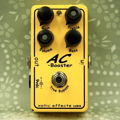 Xotic AC Booster Guitar Effect Pedal • 78.66£