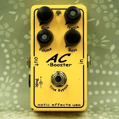 Xotic AC Booster Guitar Effect Pedal • 78.59£