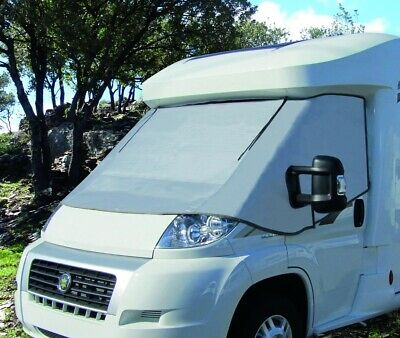 Motorhome Thermal External Windscreen Cover - Fiat Ducato • 119£
