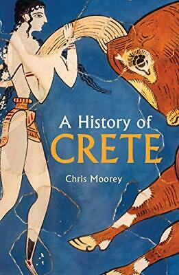 A History Of Crete By Chris Morris, NEW Book, FREE & FAST Delivery, (Paperback) • 9.23£