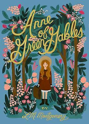 Anne Of Green Gables, L. M. Montgomery,  Hardback • 11.29£