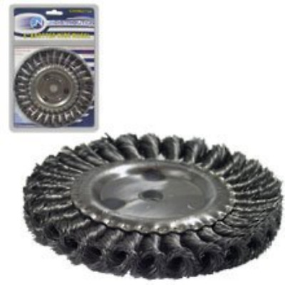 """$ CDN23.03 • Buy 6 Knotted Wire Wheel,6"""" Knotted Wire Wheel,13.99,10.99"""
