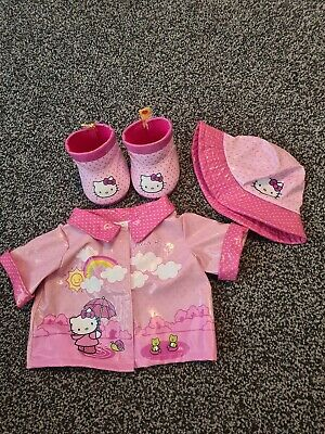 Hello Kitty Build A Bear Outfit • 3.95£