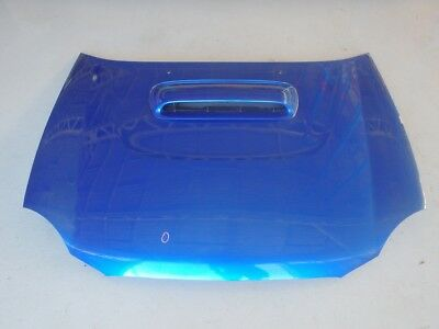 $455.68 • Buy Subaru Impreza WRX STi GDB 00-02 Factory Alloy Blue Bonnet Scoop + Splitter #21
