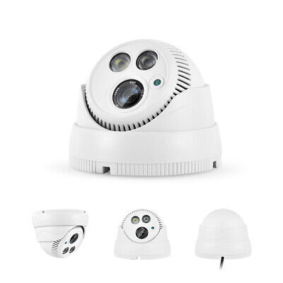 1080P Wireless WiFi CCTV Indoor HD Dome IP Camera Home Security IR Night • 23.99£