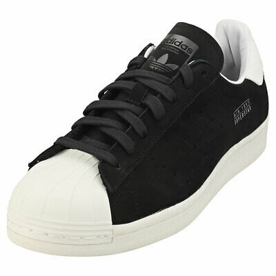 $ CDN158.99 • Buy Adidas Superstar Pure Homme Black White Suede Et Synthetique Baskets Classique