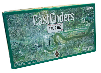 £20.04 • Buy Eastenders The Board Game London England Rare Complete Family Fun Money Maker