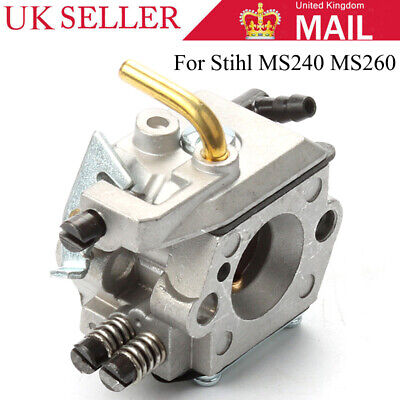 £12.38 • Buy Carburetor Carb Replacement For STIHL 024 026 MS240 MS260 Chainsaw Aftermarket