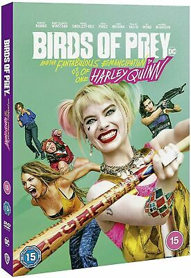 Birds Of Prey (and The Fantabulous Emancipation Of One Harley Quinn) (DVD) • 5.95£