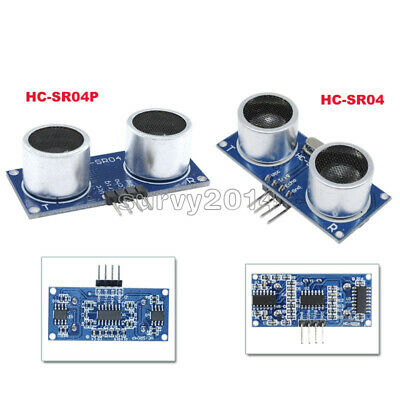 AU1.28 • Buy HC-SR04 HC-SR04P Ultrasonic Module Distance Measuring Sensor For Arduino