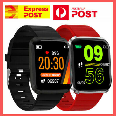 AU23.99 • Buy Bluetooth Smart Wrist Watch GSM Phone For Android Samsung IPhone Man Women AU