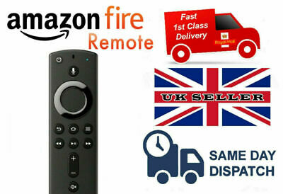 Official Amazon Fire Stick Voice Remote Control With ALEXA Replacement L5B83H • 21.99£