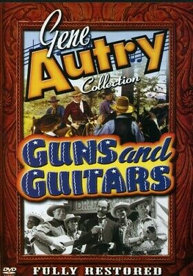 £12.73 • Buy Gene Autry Collection: Guns & Guitars [D DVD Incredible Value And Free Shipping!