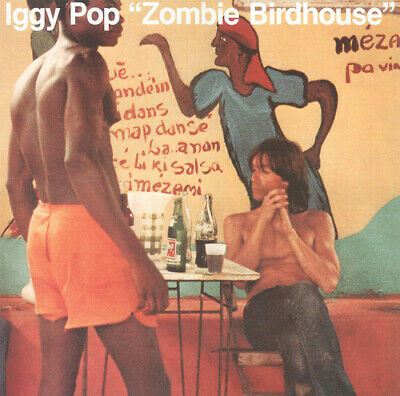 Iggy Pop : Zombie Birdhouse CD (2019) ***NEW*** FREE Shipping, Save £s • 3.90£