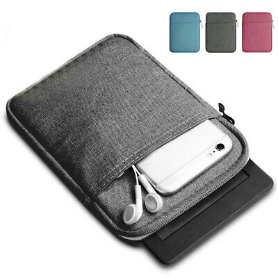 £4.63 • Buy Soft Sleeve Bag Case Cover Pouch For Kindle Paperwhite Tablet Epad EReader 6inch