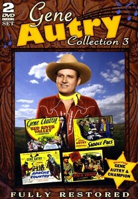 £12.93 • Buy Gene Autry: Movie Collection 3 [DVD] [Re DVD Incredible Value And Free Shipping!