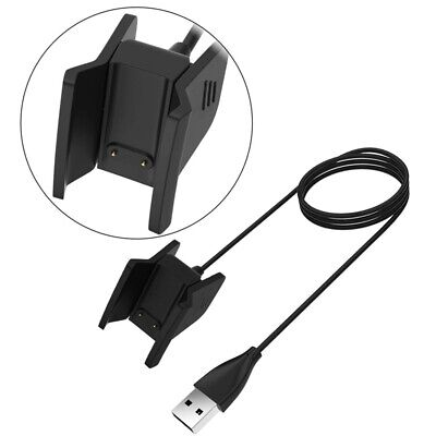 AU9.85 • Buy 2X(For Fitbit Alta HR Charger,Replacement USB Charging Cable Cord Dock CharP1K8)