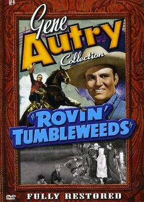 £5.11 • Buy Gene Autry Collection: Rovin Tumbleweeds DVD Incredible Value And Free Shipping!