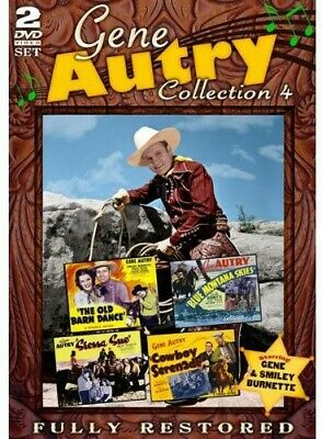 £13.74 • Buy Gene Autry: Movie Collection 4 [DVD] [Re DVD Incredible Value And Free Shipping!