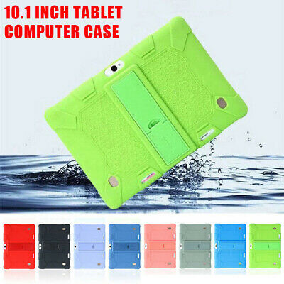 AU15.99 • Buy Universal Silicone Flip Shockproof Stand Case Cover For 10.1 Inch Android Tablet