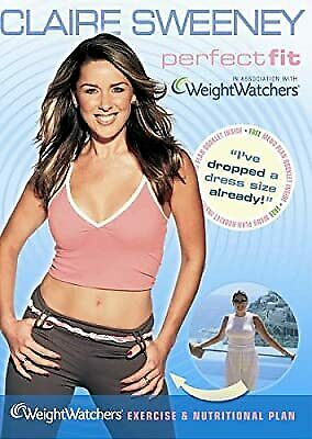 Claire Sweeney: Perfect Fit With Weightwatchers [DVD] [2007], , Used; Very Good  • 3.41£