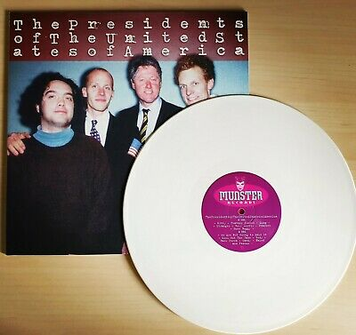 The Presidents Of The United States Of America. Vinyl Album 1995. As New. • 125£
