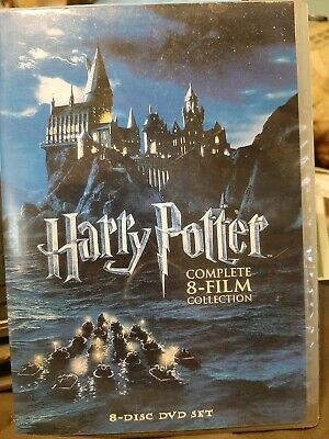 $ CDN31.72 • Buy Harry Potter: The Complete 8 Film Collection DVD Set