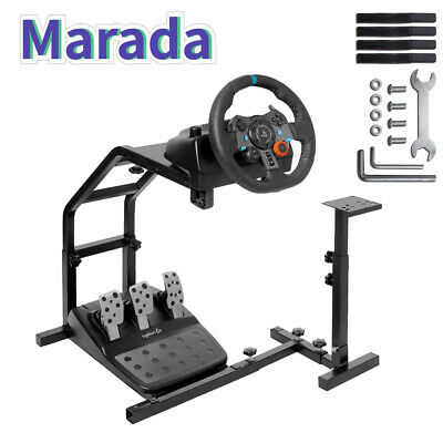 Racing Simulator Steering Wheel Stand For Logitech G27 G29 G920 T300RS T500RS • 59.99£