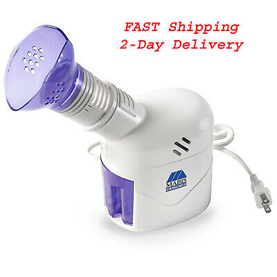 $59.98 • Buy MABIS Personal Steam Inhaler Aromatherapy Diffuser 2-Day Delivery