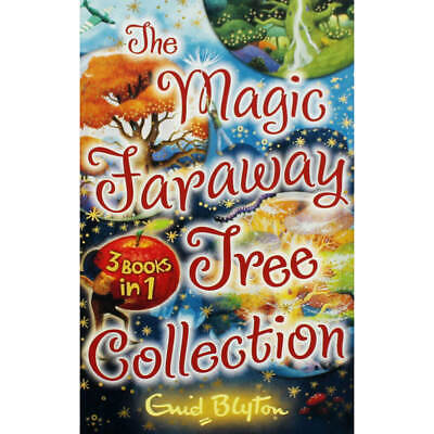 £6 • Buy The Magic Faraway Tree Collection By Enid Blyton (Paperback), Books, Brand New
