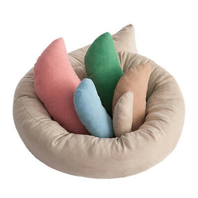 £16.39 • Buy 6pcs/Set Baby Photography Donut Ring Pillow Infant Shooting Posing Props